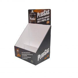 Manufacture of printed cardboard Display Stands – FSDU