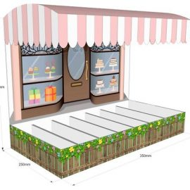 FSDUs / Cardboard Displays & Supermarket OFDs