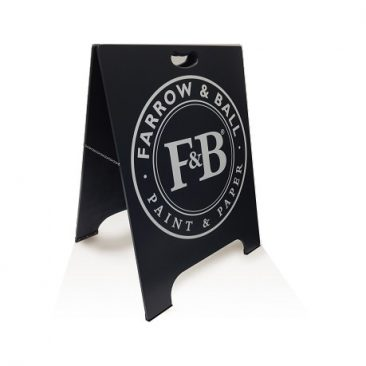 Farrow & Ball A-Boards / Pavement Signs