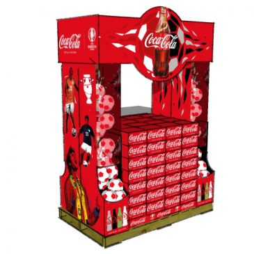 Cardboard Displays & FSDUs to Enhance Your Products Brand!