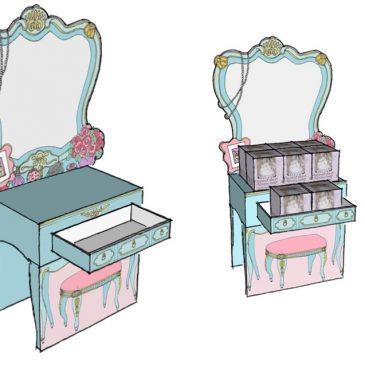 Bespoke Counter Top Displays & FSDUs