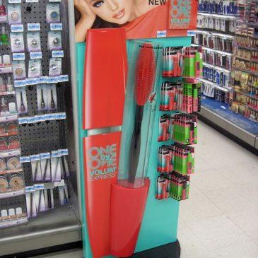 Cosmetics Point of Sale FSDU