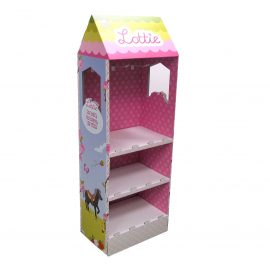 Cardboard Point of Sale Display Stands