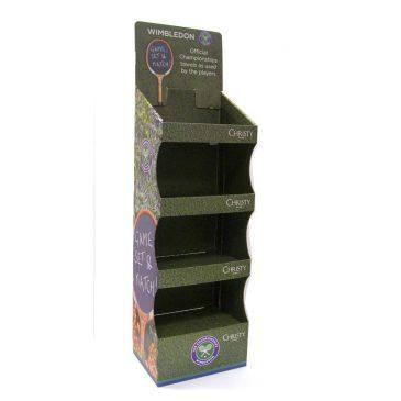 Bespoke Cardboard Free-standing display units (FSDUs)