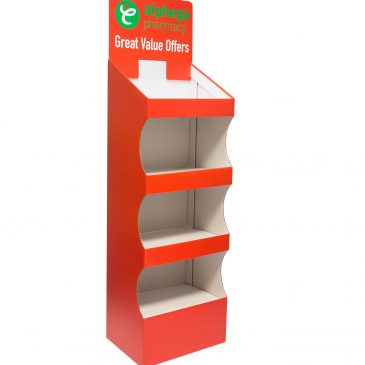 Kenton Instore: Supplier of Cardboard FSDUs, Dump Bins, CDUs, Standees & Large Format Print.