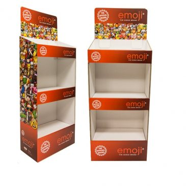 Point-of Sale Cardboard Displays / FSDU